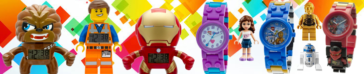 Kiddie Watches/Clocks/Cameras