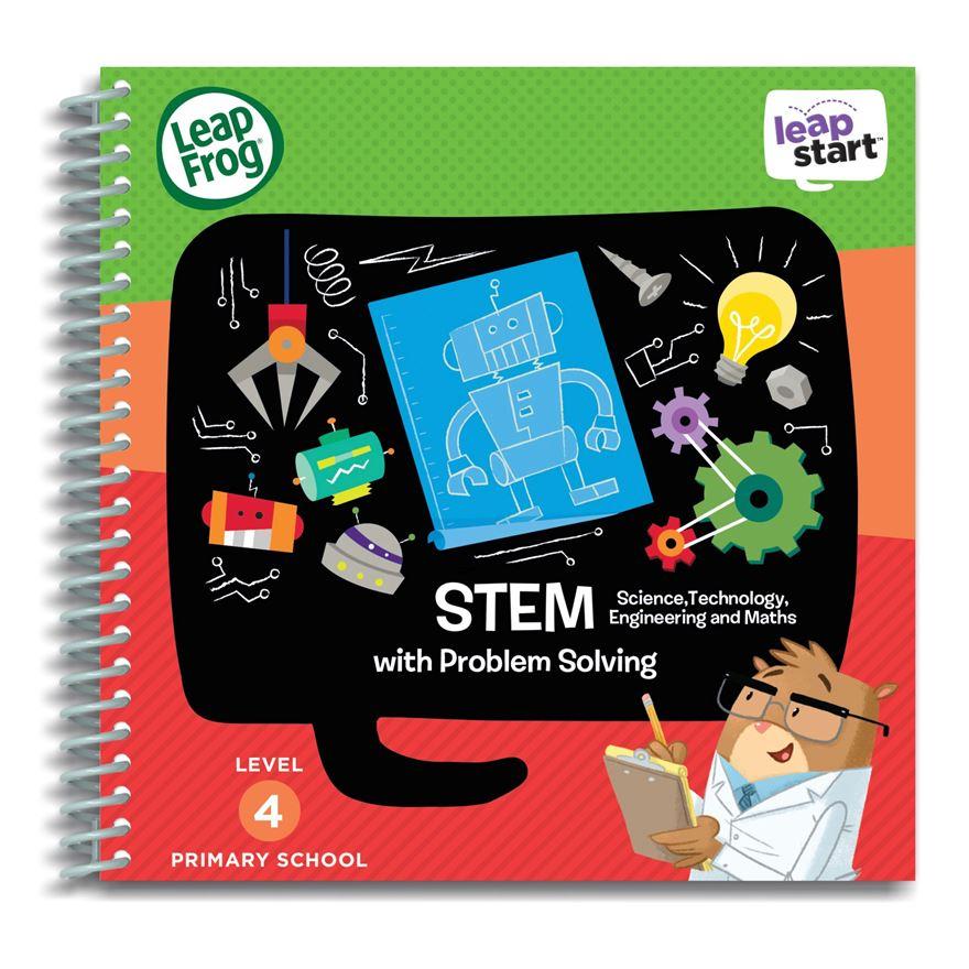 Leapfrog LeapStart Books Level 4 (age 5 - 7 years) - Best ...