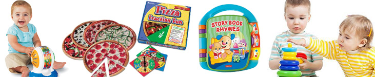 Learning & Developmental Toys