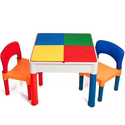 Lego Duplo Table and Chairs - Best Educational Infant Toys stores ...