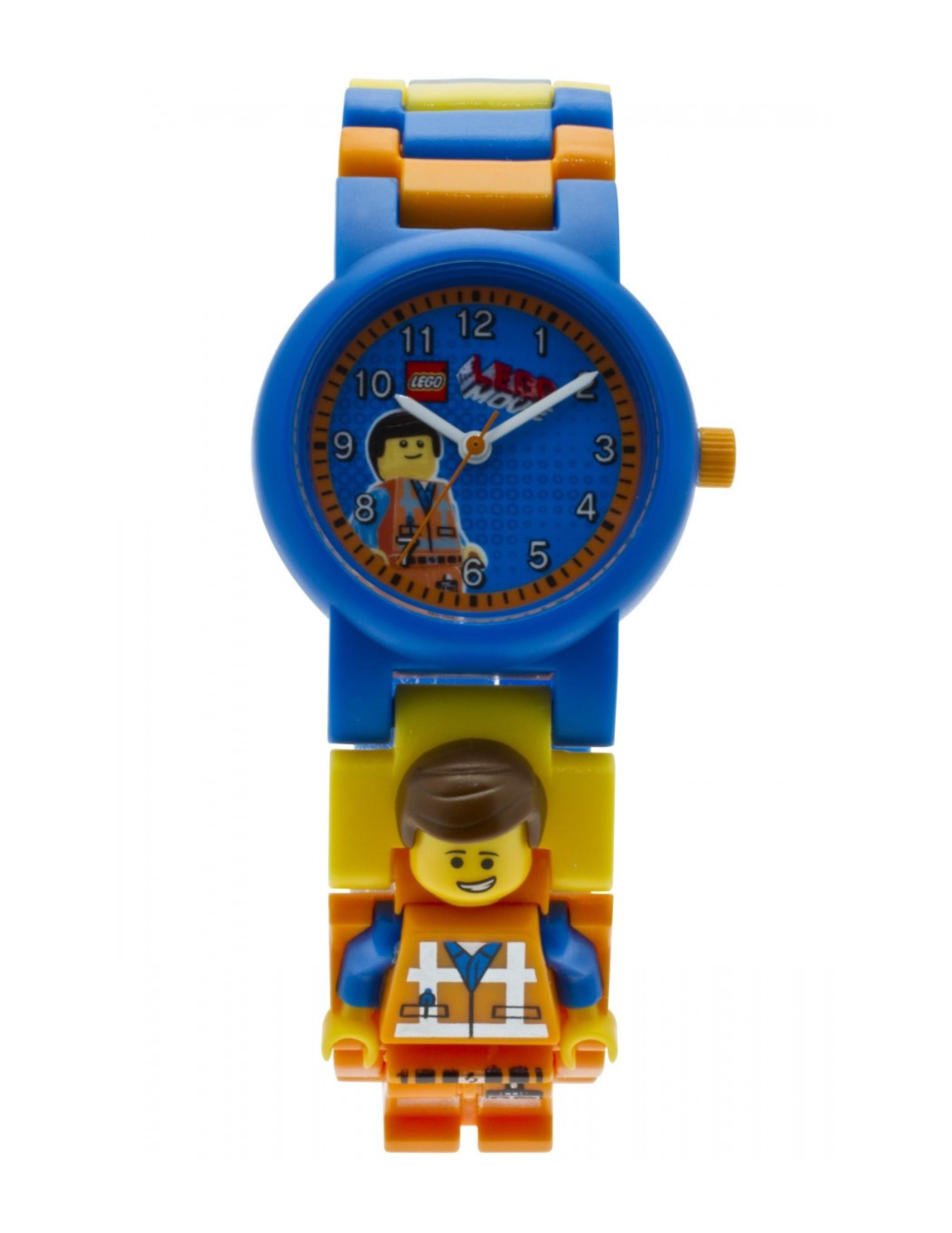 LEGO Movies Emmet Minifigure Link Watch - Best Educational ...