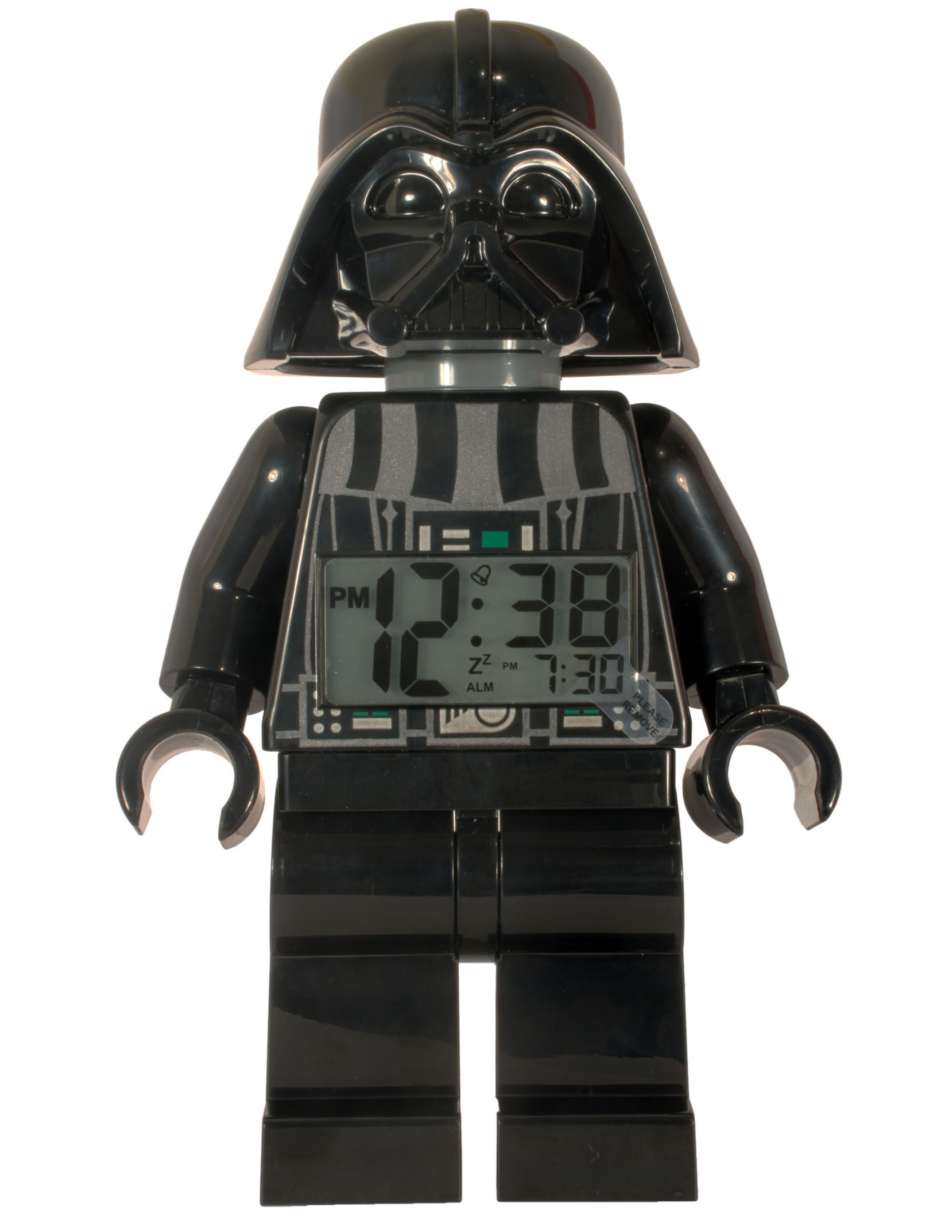 LEGO Star Wars Darth Vader Minifigure Clock - Best Educational Infant Toys stores Singapore