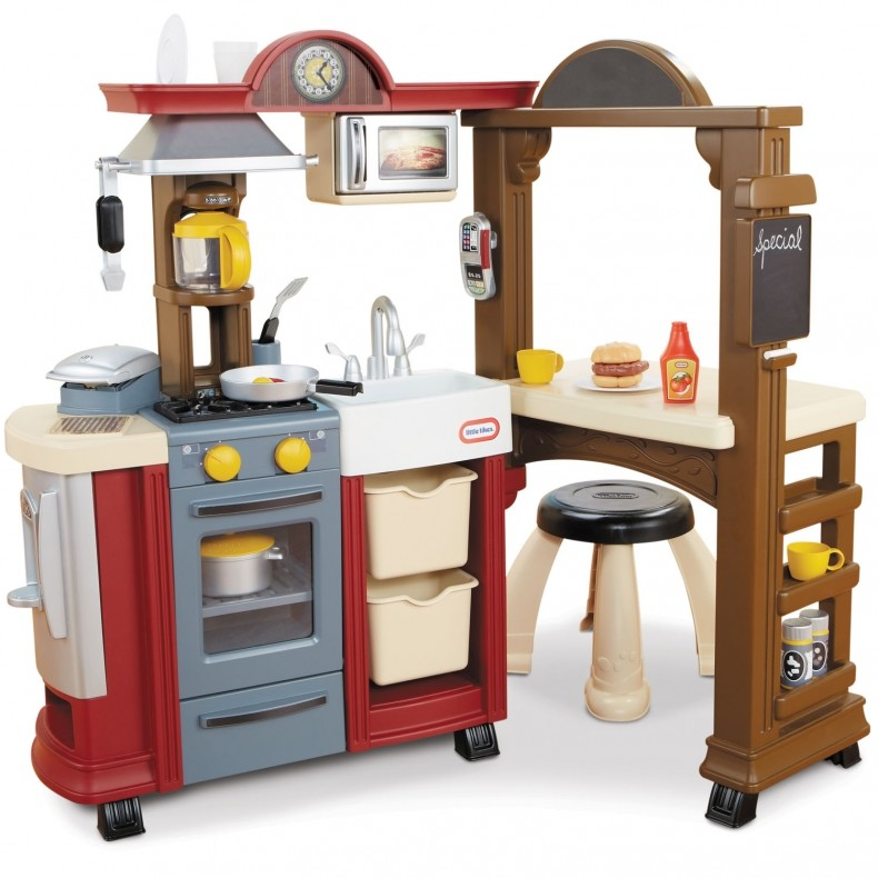 Little Tykes Kitchen: Little Tikes Kitchen And Restaurant