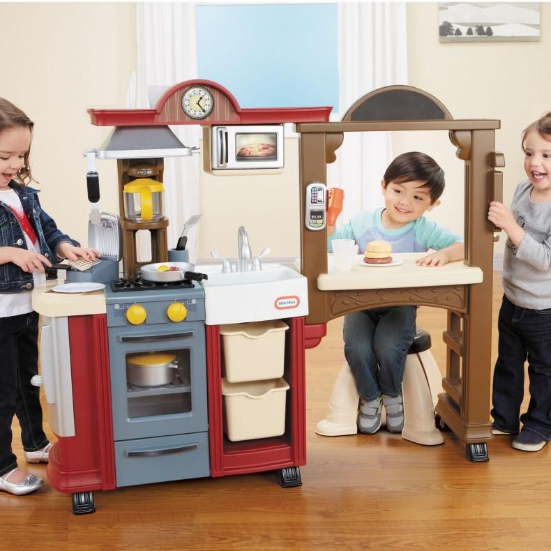 little tikes kitchen. cheap vintage little tikes party kitchen set