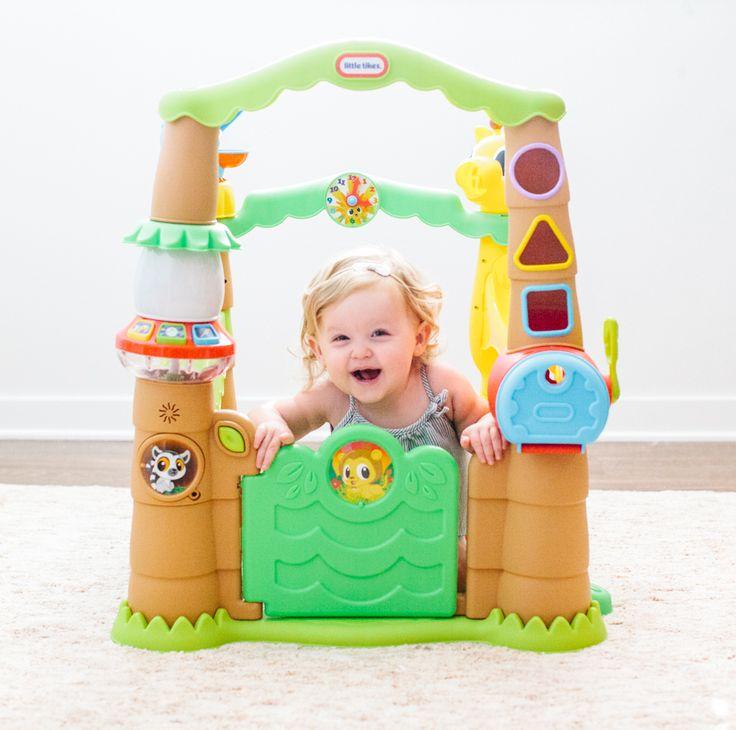 Little Tikes Light N Go Activity Garden Treehouse Best Educational Infant Toys Stores Singapore