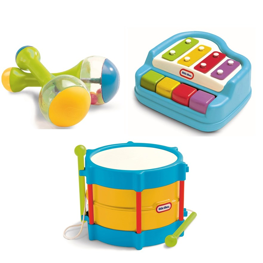 Music Makers Gift Set Best Educational Infant Toys