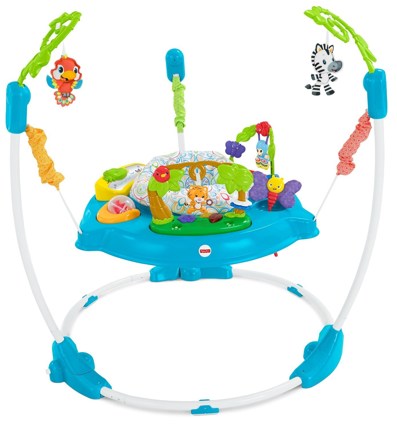 fisher price precious planet jumperoo manual