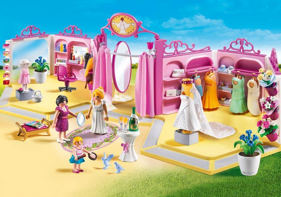 playmobil bridal shop 9226  best educational infant toys
