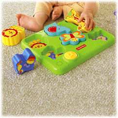 Fisher Price Rainforest Friends Silly Sounds Puzzle - Best ...