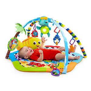 Baby Einstein Rhythm Of The Reef Play Gym Best