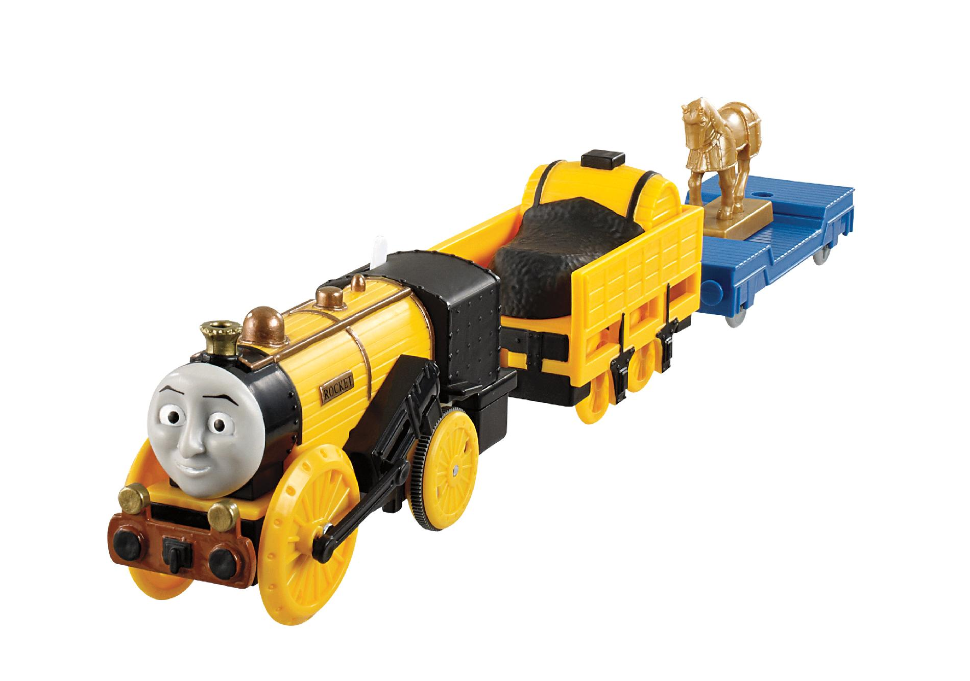 King of the Railway Stephen the Rocket - Best Educational ...