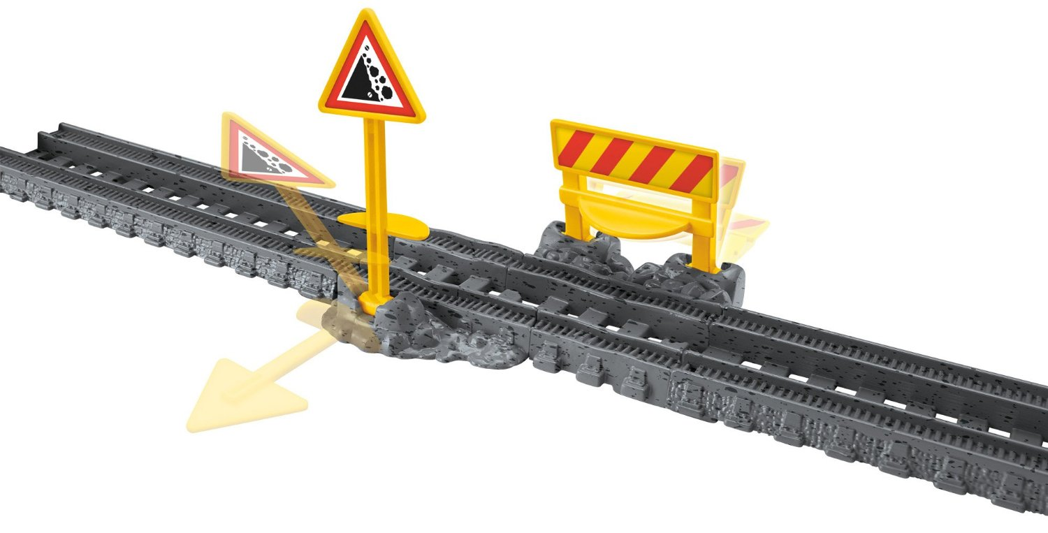 Trackmaster Rail Repair Cargo & Cars - Best Educational Infant Toys