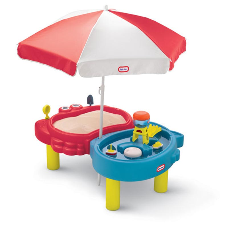 Little Tikes Sand And Sea Play Table Water