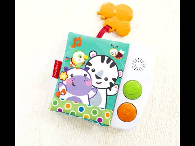 Sing Along Soft Book Best Educational Infant Toys Stores