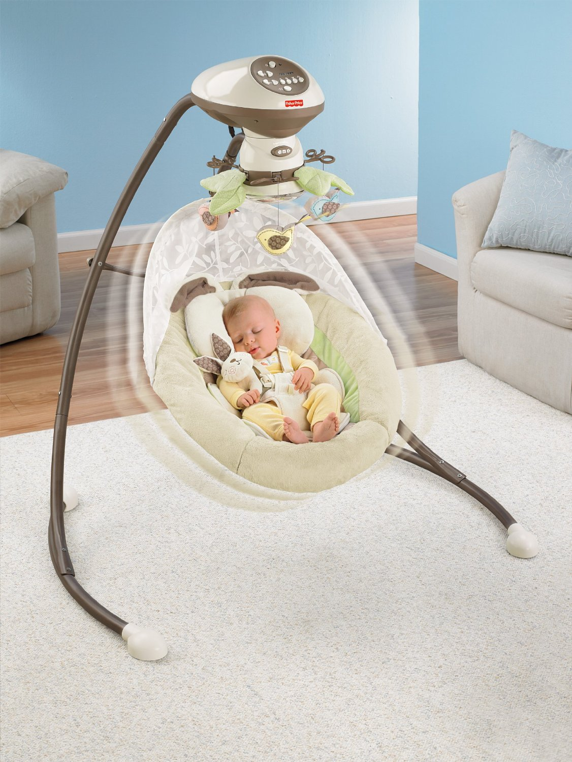 Snugabunny Cradle N Swing Best Educational Infant Toys Stores Singapore
