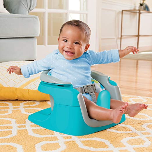 Summer Infant 4 In 1 Deluxe Superseat Booster Teal