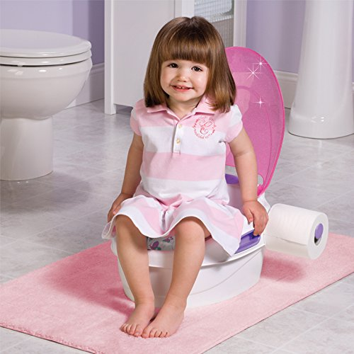 Summer Infant Step By Step Potty Pink Free Potty Book