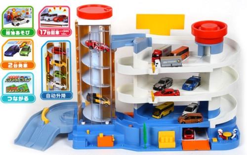 Super Auto Tomica Car Building Best Educational Infant Toys Stores