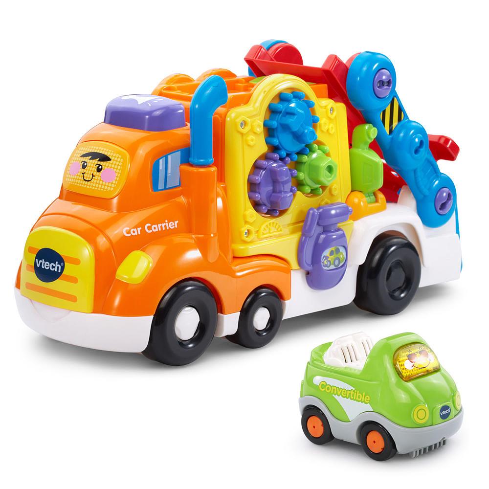 Vtech Toot Toot Drivers Car Carrier Go Go Smart Wheels