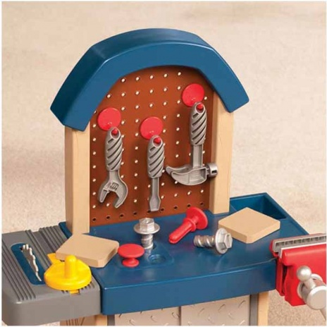 Little Tikes Tikes Tough Workshop Workbench Best