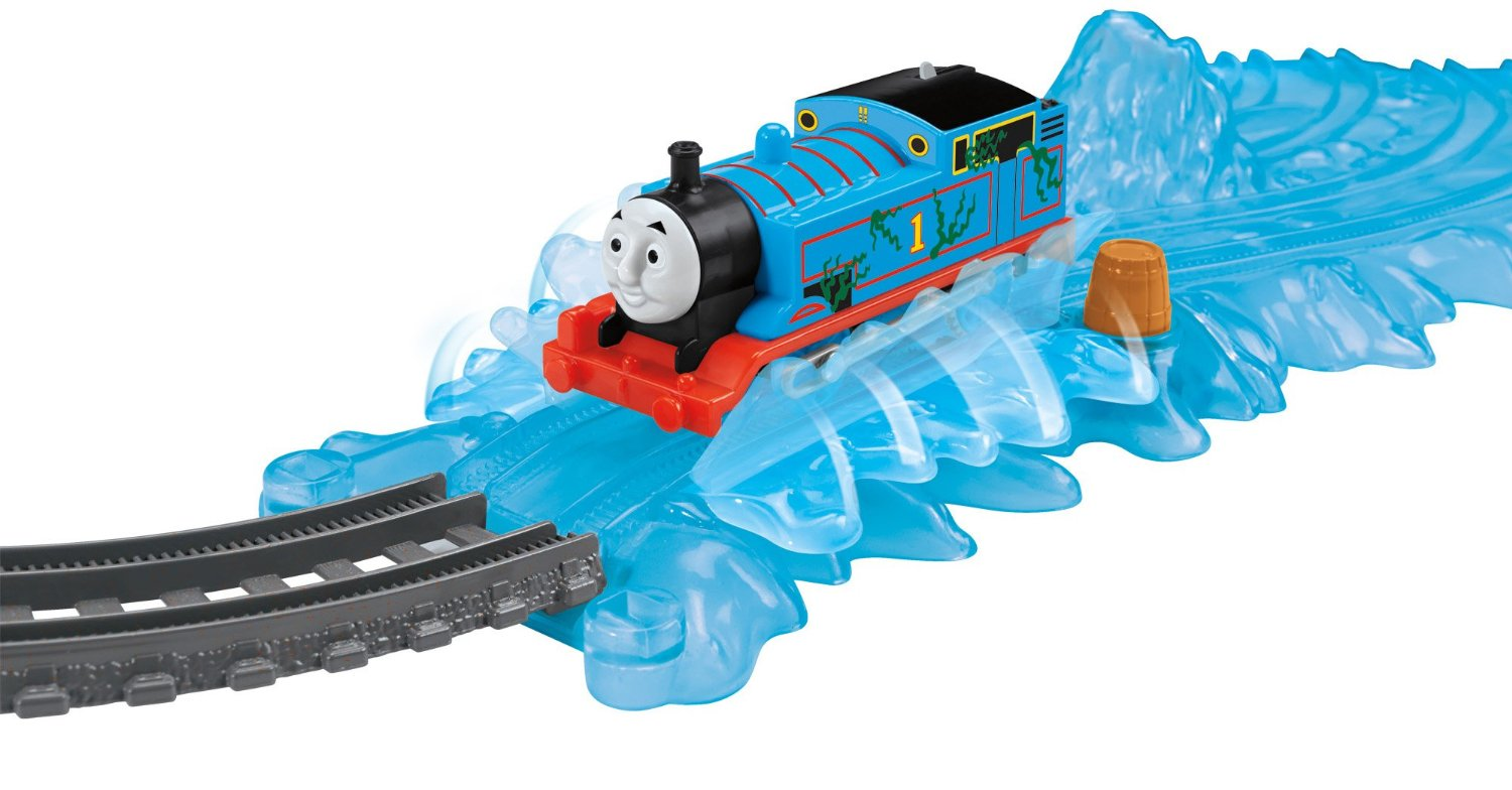 Fisher price thomas amp friends trackmaster treasure chase set new - Treasure Chase Trackmaster Set