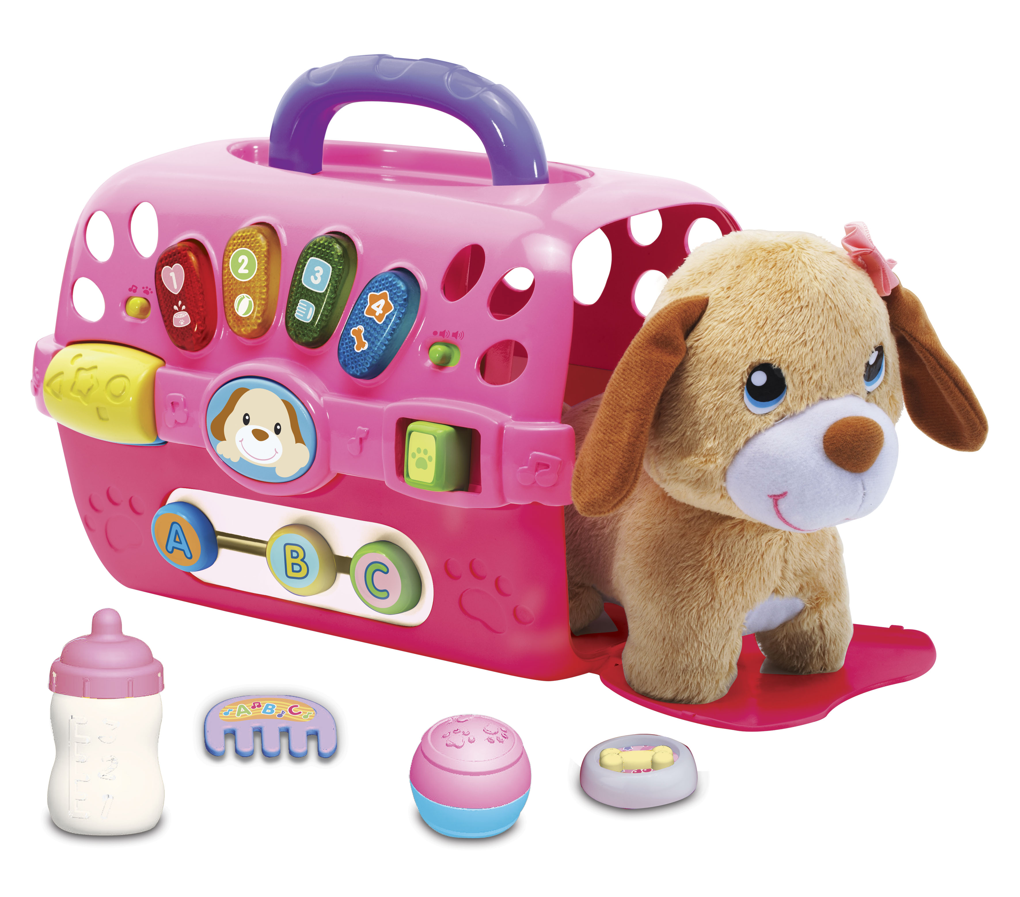 Vtech Care For Me Learning Puppy Carrier Best Educational Infant