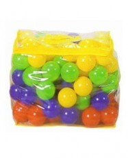Joyful Color 100pcs Balls (Assorted)
