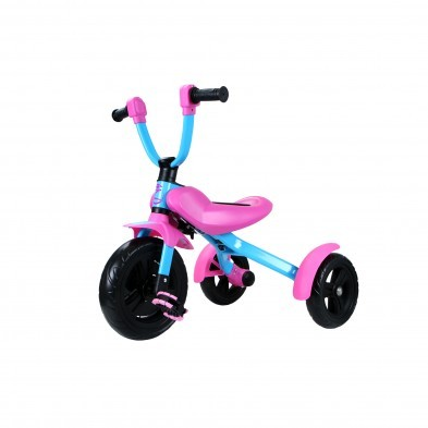 Zycom zTrike Foldable Tricycle (Pink)