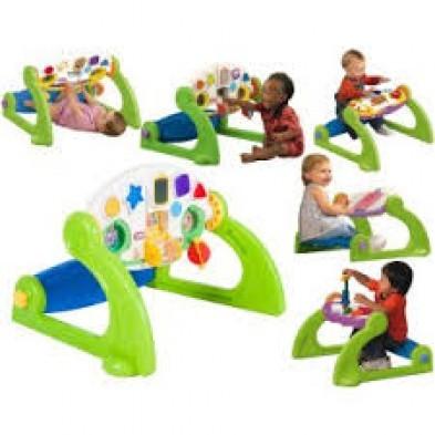 5 In 1 Adjustable Gym Best Educational Infant Toys