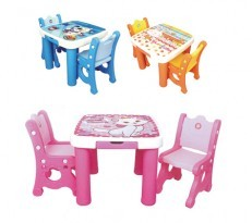 Table and & Chairs (2) 8608