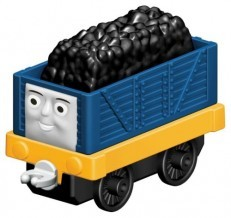 Thomas & Friends Adventures Troublesome Truck blue