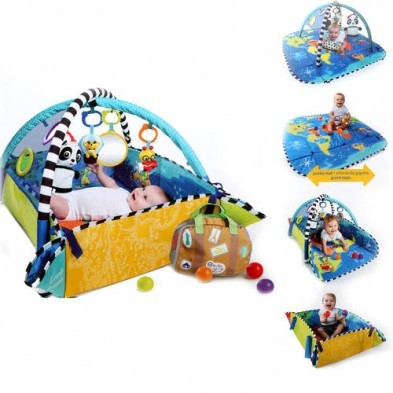 Baby Einstein 5 in 1 Journey of Discovery Activity Gym