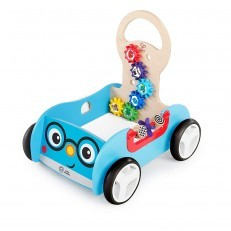 Baby Einstein Discovery Buggy Wooden Activity Walker & Wagon