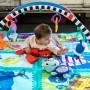 Baby Einstein Gym Discovery Seas Multi Mode Gym playmat book