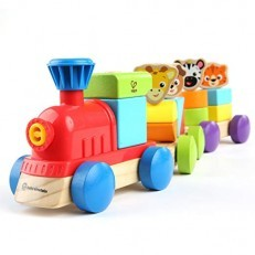 Baby Einstein Hape Discovery Train wooden toy