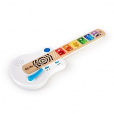 Baby Einstein Hape Magic Touch Wooden Strum Along Songs Guitar