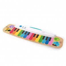 Baby Einstein Hape Magic Touch Wooden Notes & Keys Keyboard