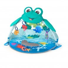 Baby Einstein Neptune Under The Sea Lights Sounds Activity Mat