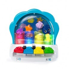 Baby Einstein Pop Glow Piano Musical Toy