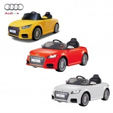 Battery Operated Car Audi TTS Roadster ZP8006 (Red/Yellow/White)