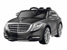 Battery Operated Car Mercedes Benz S-Class ZP8003 (Black/Grey)