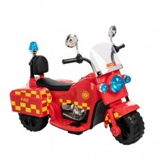 Battery Operated Fire Bike
