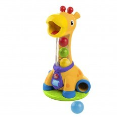 Bright Starts Having A Ball Spin and Giggle Giraffe