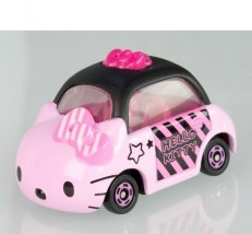 Dream Tomica Hello Kitty Stripe Ribbon