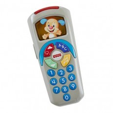 Fisher Price Laugh & Learn Puppy's Remote/Sis Remote