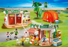 Playmobil Camp Site 5432