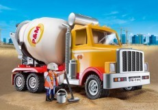 Playmobil Cement Truck 9116
