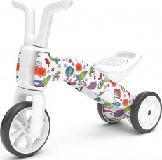 Chillafish Bunzi 2in1 Gradual Balance Bike When Monsters