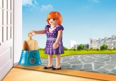 Playmobil City Fashion Girl