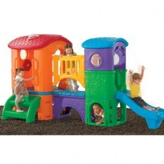 Step2 Clubhouse Climber (Brights)